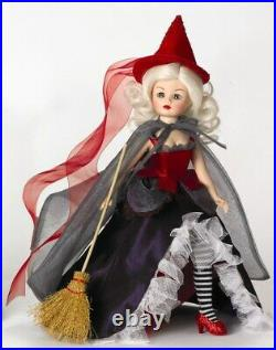 Madame Alexander 10 Wicked Witch of the East NRFB #42451