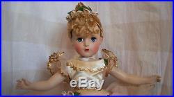Madame Alexander 1949 Hard Plastic Nina Ballerina 18 Excellent Condition
