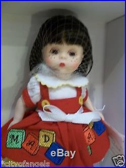 Madame Alexander 2008 MADC Club Doll Ready to Play BEAR WAGON