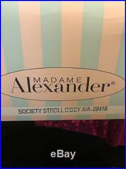 Madame Alexander 21 Society Stroll Cissy