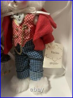 Madame Alexander 8 Doll White Rabbit 61715