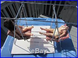 Madame Alexander Alexander Kins Doll Rare Watko Patio Swing Set Wendy Nice