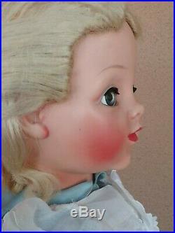 Madame Alexander Alice in Wonderland 29 Barbara Jane vintage 1950s Disney