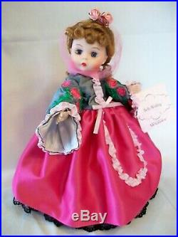 Madame Alexander BELLE WATLING 8 Gone With The Wind Doll Very Rare MIB Doll