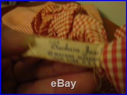 Madame Alexander Barbara Jane Doll 29 Rare 1952 Vinyl Stuffed Original Tagged