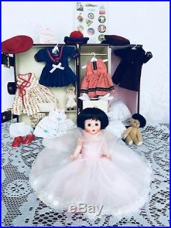 Madame Alexander Bon Voyage PARIS Wendy TRUNK SET #39730