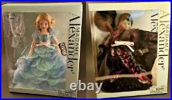 Madame Alexander Broadway #'d 15/16 Wicked Glenda & Elphaba Dolls withCOA RARE