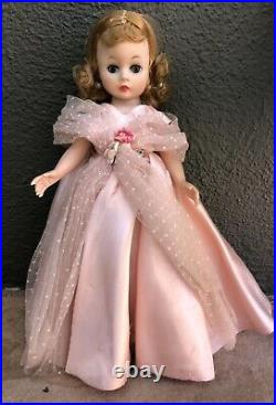 Madame Alexander Cissette Doll Original 1950s Tagged