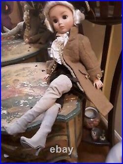 Madame Alexander Cissy Pompadour Boy 21 Inches Limited Edition 200 King Louis XV