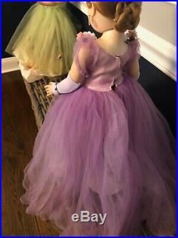 Madame Alexander Cissy doll Rare Gown