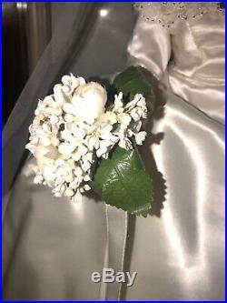 Madame Alexander Cissy doll vintage bride 20 Inch