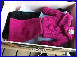 Madame Alexander Cissys European Holiday Trunk Set 33190 & Morning Ritual Doll