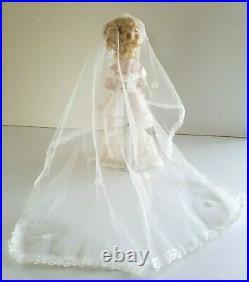 Madame Alexander Deborah Bride Doll 71640 10 New In Box Mint Rare Excellent