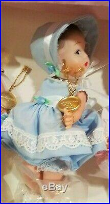 Madame Alexander Dionne Quintuplets 75th Anniversary Dolls & Carousel BRAND NEW