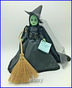 Madame Alexander Doll 10 inch Wizard of Oz Wicked Witch of the West 13270