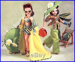 Madame Alexander Doll 22210 Daisy Resort Ensemble Cissy 21 NIB
