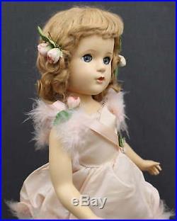 Madame Alexander Doll -'babs Skater' Hard Plastic Mint