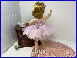 Madame Alexander Elise Vintage Lavender Ballerina Outfit (no Doll)