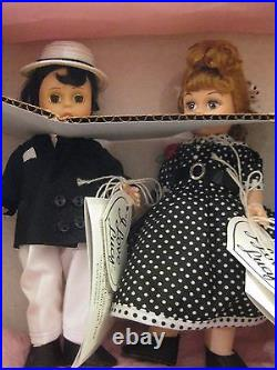 Madame Alexander. FAO EXCLUSIVE. I LOVE LUCY SET #79551. NEW IN BOX