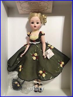 Madame Alexander Fifties Swing Cissy 38315 COA Included