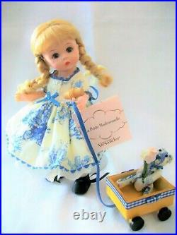 Madame Alexander LA PETITE MADEMOISELLE 8 Doll Very Rare Doll Set