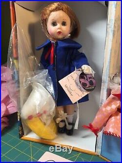 Madame Alexander Lissy As Madeline Trunk Set Original Box 48625 Limited