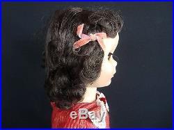 Madame Alexander Maggie Face Doll 20 Walker Sleepy Eyes Lashes Hard Plastic