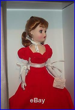 Madame Alexander Meet Me In St. Louis Cissy Judy Garland Merry Little Christmas