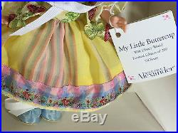 Madame Alexander- My Little Buttercup Walt Disney World Exc. Le 200