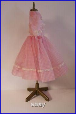 Madame Alexander Tagged Cissy Doll Dress Minty 1957