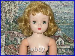 Madame Alexander Vintage Cissy 19 20 Tall Nude Dollno Crack Upper Legs