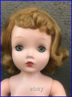 Madame Alexander Vintage Cissy Doll 1950s Pretty