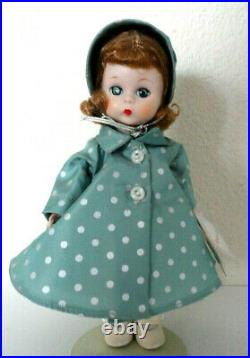 Madame Alexander Wendy Likes A Rainy Day #453 with Hang Tag1955 SLW