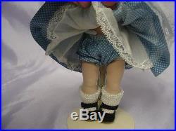 Madame Alexander-kins 1953 Blonde Strung Alice Doll SUPER CUTE