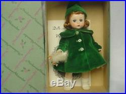 Madame Alexander-kins 1956'Wendy Wearing a Charming Ensemble' MINT in BOX