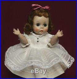 Madame Alexander-kins BKW Auburn Doll DAINTY
