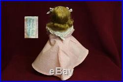 Madame Alexander-kins BKW Blonde Doll Tagged PJ's & Robe
