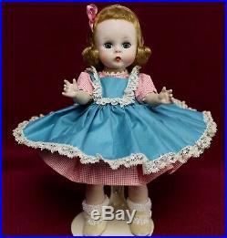 Madame Alexander-kins Blonde 1955 Doll DELIGHTFUL