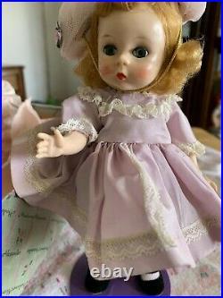 Madame Alexanderv dolls Julie MIB