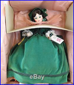 New in Box Never Opened Madame Alexander Scarlett 21'' doll #2240 1980s vintage