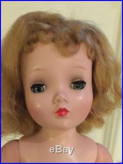 Nude Madame Alexander Cissy Doll