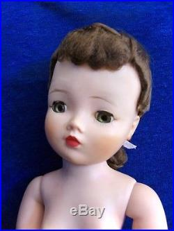 Pretty Vintage Hard Plastic/vinyl Cissy Doll Made By Madame Alexander In 1957
