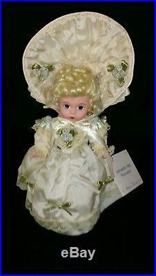 Precious! Madame Alexander Adorable Silk Victorian 8 Doll #26875Rare! Sale