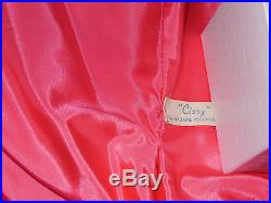 RARE Madame Alexander Cissy Doll Taffeta Coat from FAO Royal Tour Trousseau Set