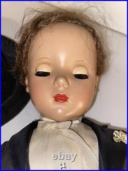 RARE VINTAGE 1950s MADAME ALEXANDER 17 GROOM DOLL