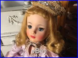 RARE Vintage Madame Alexander Elise Doll as Walt Disney's Sleeping Beauty 1959