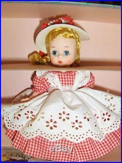Rare 1965 Madame Alexander Mcguffey Ana Doll 8inch Box #788 Original Receipt