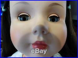 Rare A+ 1959 Madame Alexander 36 Original JANIE Playpal Doll Original Owner EXC