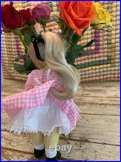 Rare Edith The Lonely Doll Gorgeous 12 Felt Madame Alexander Mint In Box