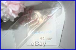 Rare Madame Alexander 21 Doll Porcelain 011 - Cissy Godey Bride